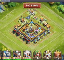 Рабочие способы заработка Castle Clash
