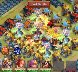 Как можно заработать в Castle Clash