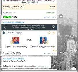 Дневник_миллинера телеграмм канал