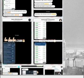 Sergo Cash телеграмм обзор