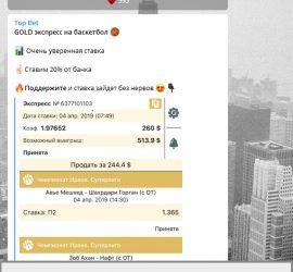Top bet telegram отзывы