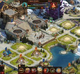 Vikings game play