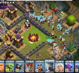 Какой доход можно получить играя в clash of clans