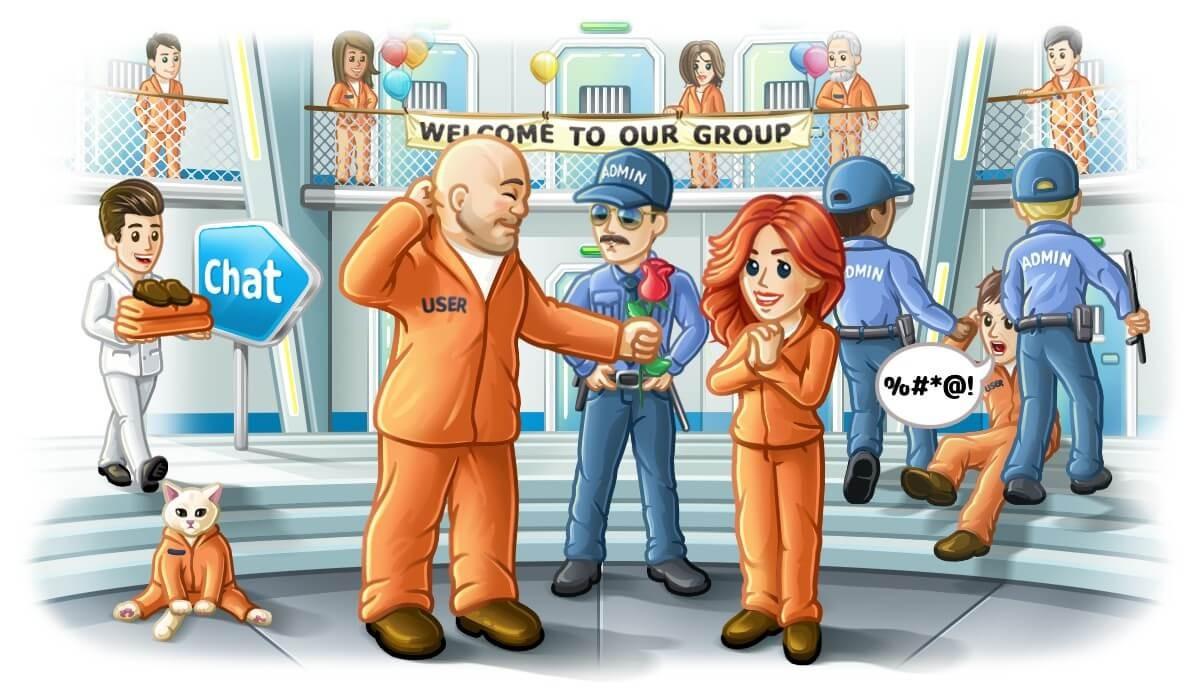 Как создать группу в телеграмм