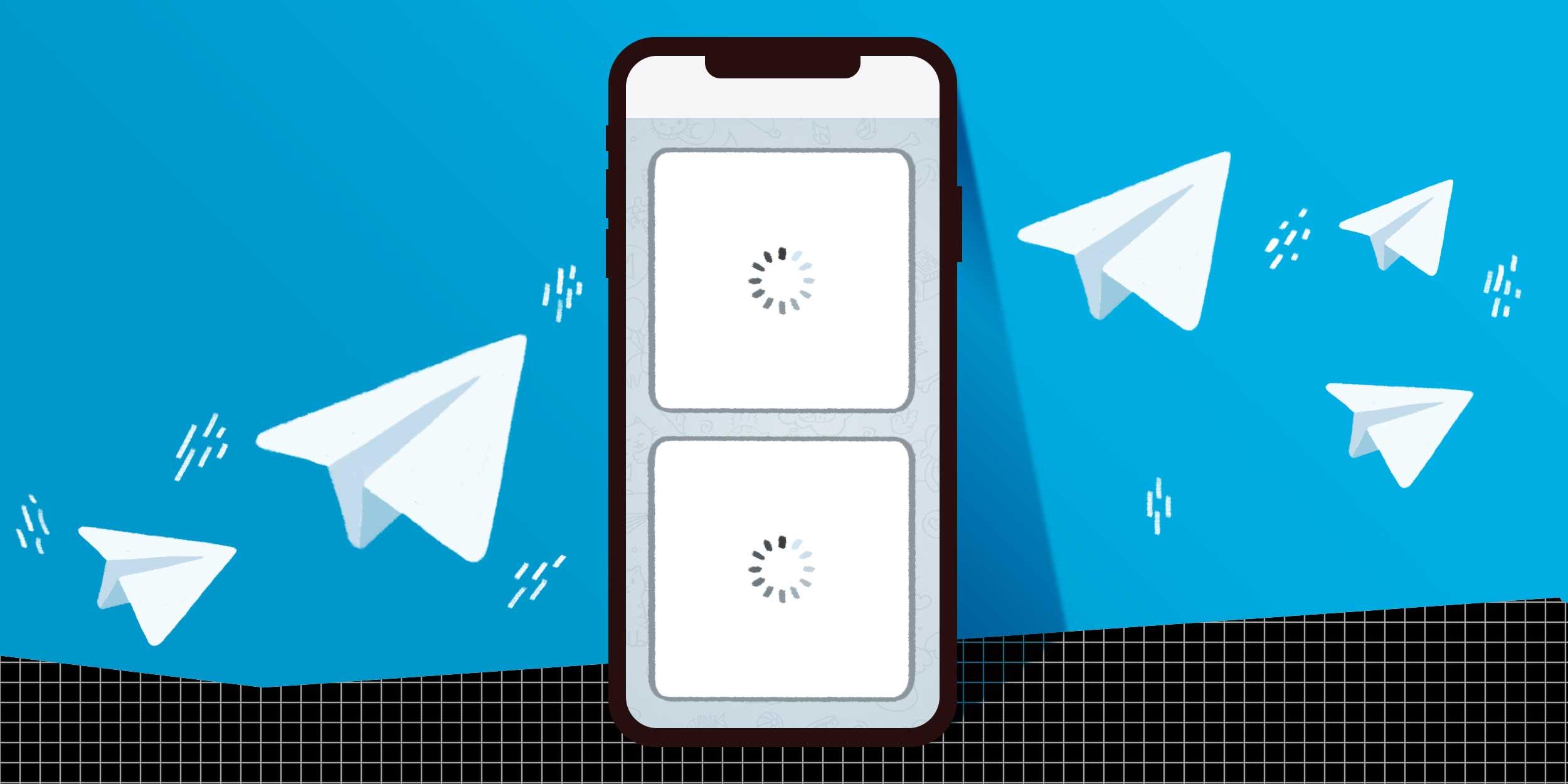 Как записать голосовое сообщение в телеграмме